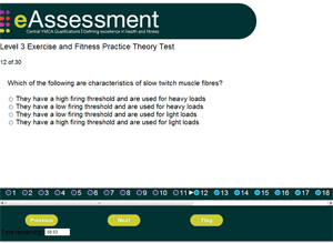 Click to try the eAssessment demo