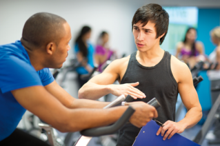Becoming a Gym Instructor   YMCA Awards